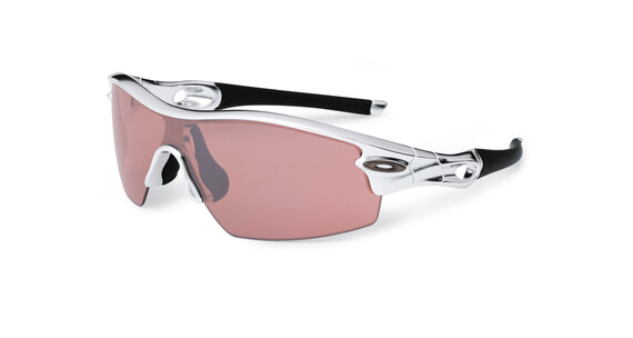 Oakley Radar  Pitch Polished Aluminium-G20 Black Iridium